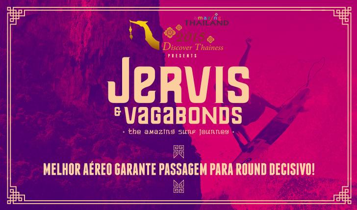 24721Aéreos decidem quem vai a round 5 do Jervis and Vagabonds