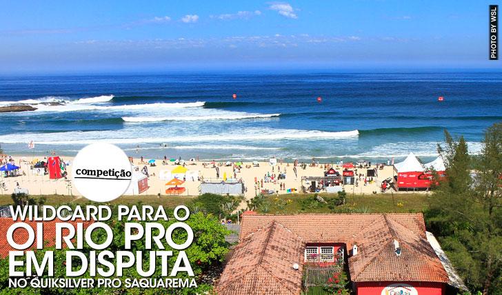 24615Wildcard para Oi Rio Pro em disputa em Saquarema
