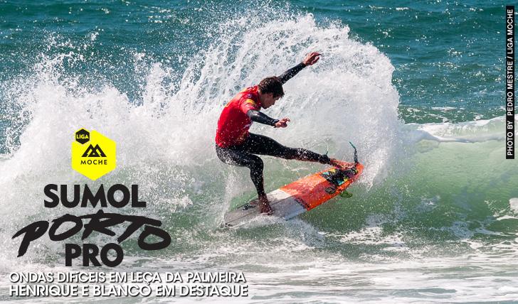 24996Dia de ondas pequenas em Leça | Sumol Porto Pro