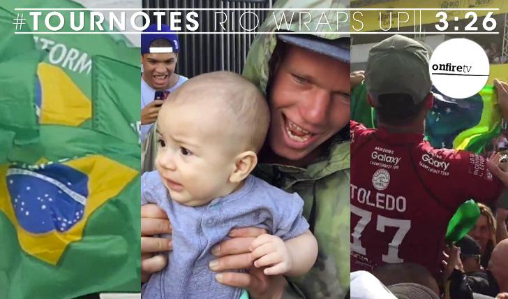 24922#Tournotes | Rio Wraps Up || 3:26