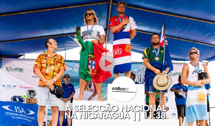 25740A selecção nacional na Nicarágua || 11:38