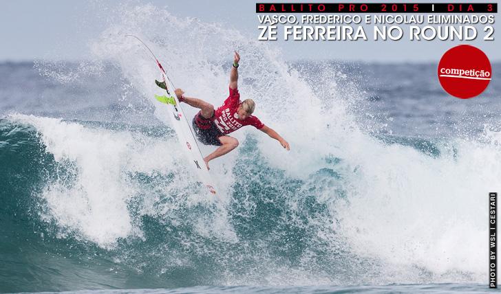 25730Zé Ferreira passa para o round 2 em Ballito | Dia 3
