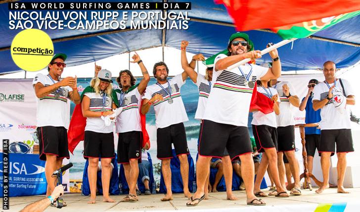 25283Portugal e Nicolau Von Rupp são vice-campeões do mundo na Nicarágua