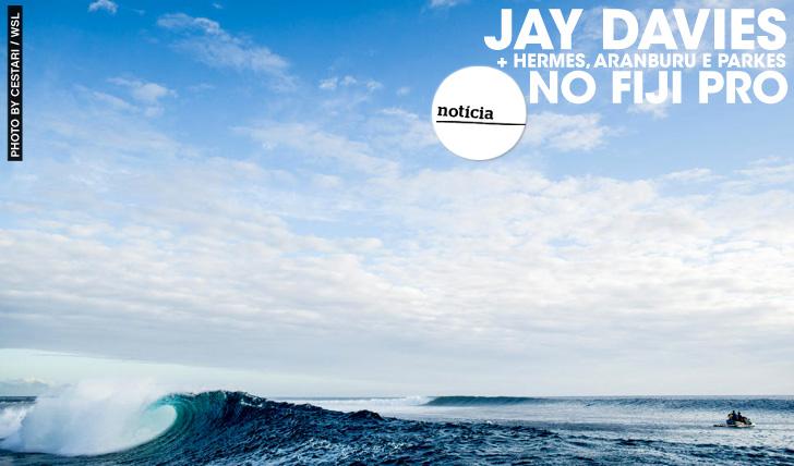 25176Jay Davies, Hermes, Aranburu e Parkes no Fiji Pro