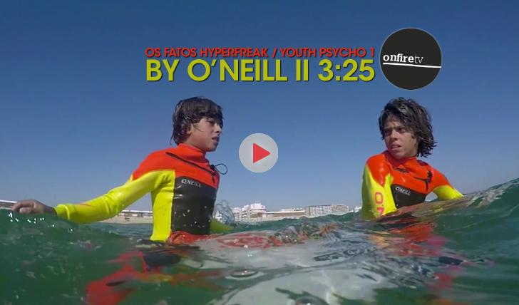 25342Os fatos O'Neill HYPERFREAK / YOUTH PSYCHO 1 || 2:39