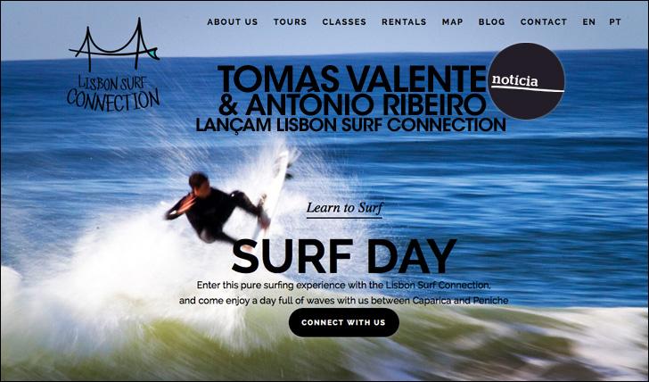 25460Tomas Valente e António Ribeiro lançam Lisbon Surf Connection