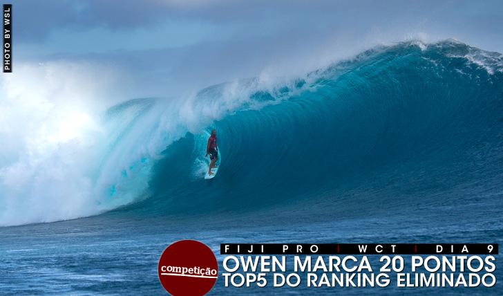 25389Top5 do ranking eliminado em Fiji | Owen marca 20 pontos | Dia 9
