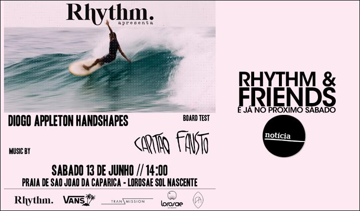 25289Evento Rhythm&Friends é já no próximo sábado (dia 13)