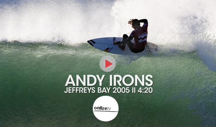 25911Andy Irons | Jeffreys Bay 2005 || 4:20
