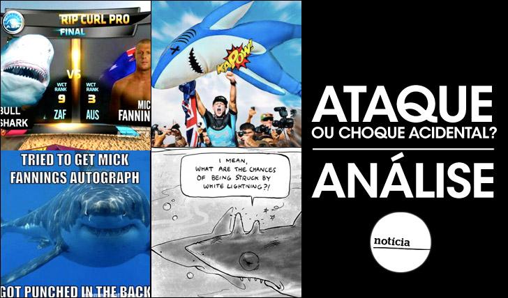 26081Ataque ou choque acidental? Uma análise sobre o incidente envolvendo Fanning e um tubarão…