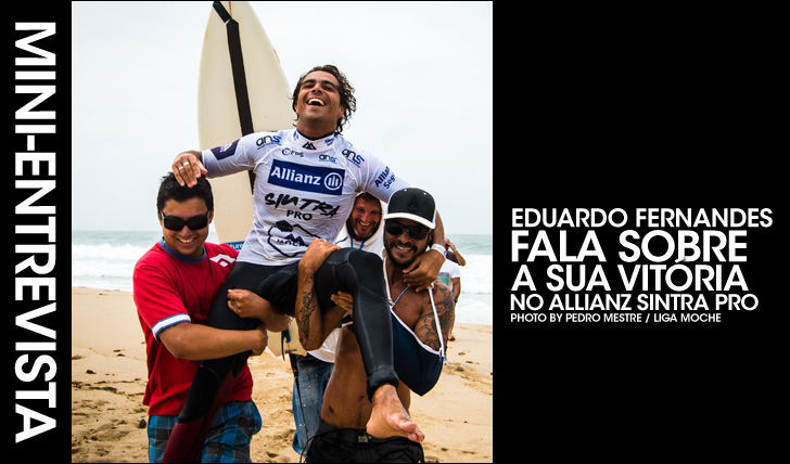 25916Eduardo Fernandes fala sobre a sua vitória na Liga MOCHE | Mini-Entrevista