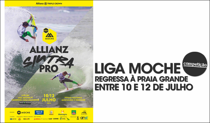 25767Liga MOCHE regressa à Praia Grande | 10 a 12 de Julho