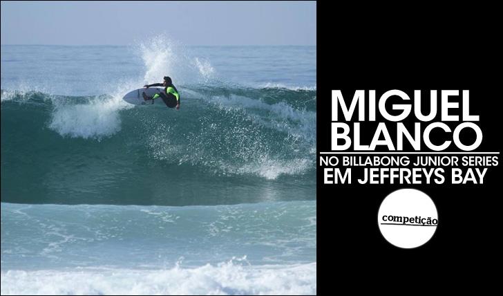 25902Miguel Blanco no Pro Junior de Jeffreys Bay
