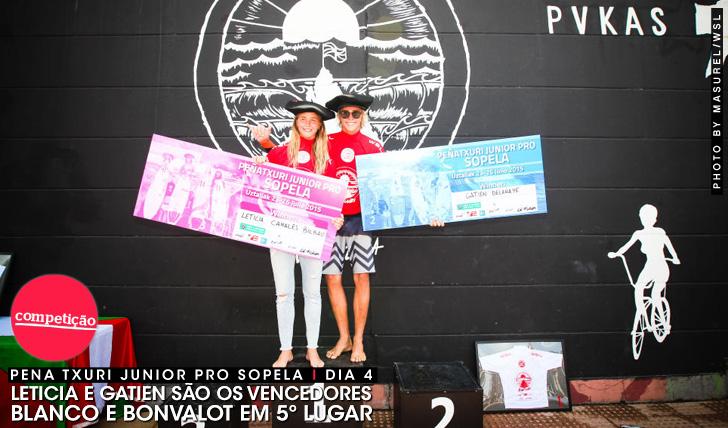 26138Blanco e Bonvalot terminam em 5º lugar em Sopela