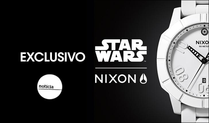 25860Lançamento Exclusivo   STAR WARS ™   Nixon Collection