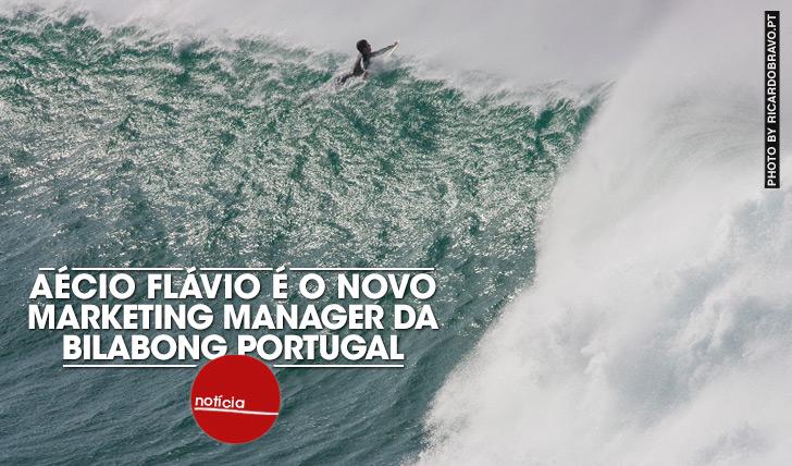 26675Aécio Flávio é o novo Marketing Manager da Billabong Portugal