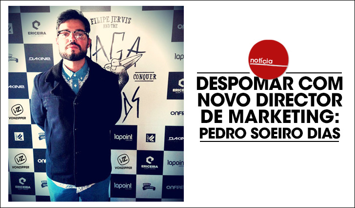 26651Despomar nomeia novo Director de Marketing: Pedro Soeiro Dias