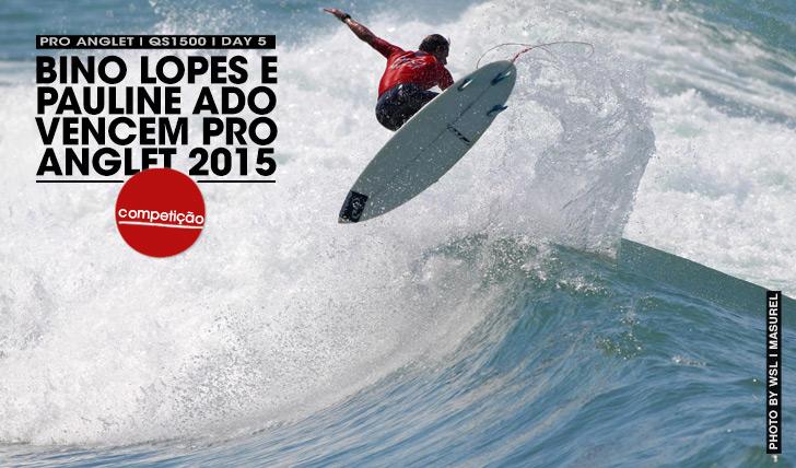 26745Bino Lopes e Pauline Ado vencem Pro Anglet 2015