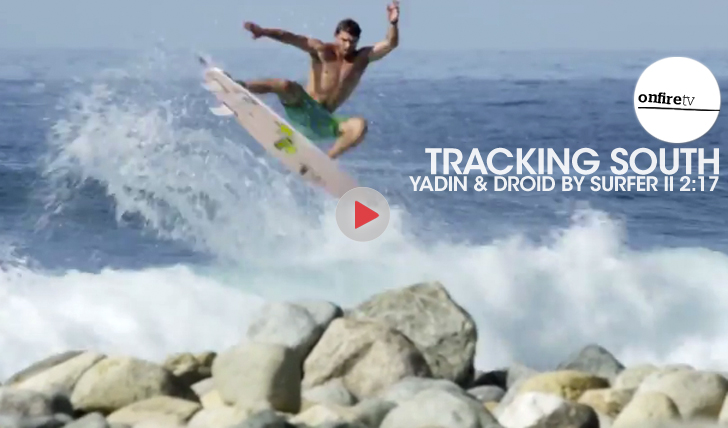 26296Yadin & Droid | Tracking South || 2:17