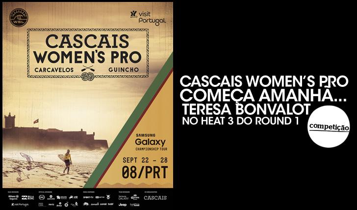 27232O Cascais Women's Pro começa amanhã