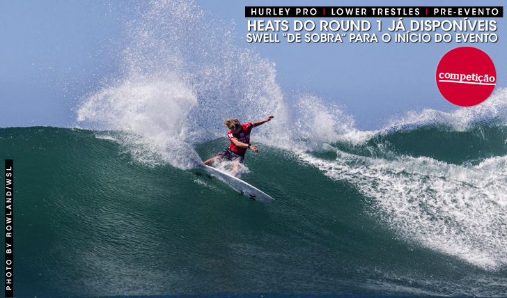 26906Bom swell a caminho de Trestles para o Hurley Pro
