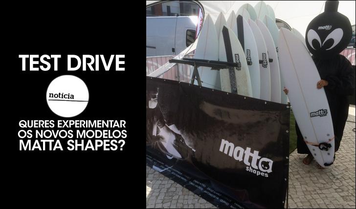 26998Queres experimentar os novos modelos Matta Shapes?