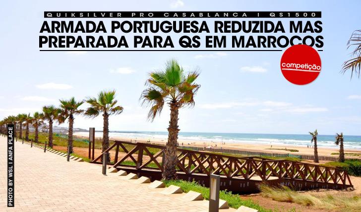 26936Armada portuguesa reduzida mas preparada para QS em Marrocos