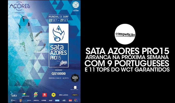 270599 portugueses e 11 tops do CT garantidos no Sata Azores Pro