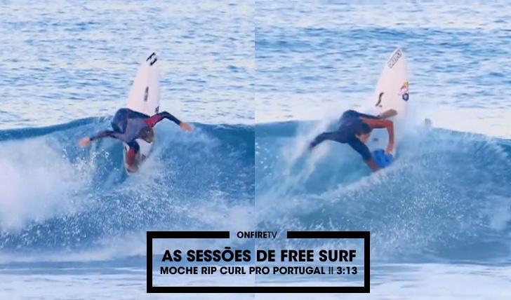 28275As sessões de Free Surf do MOCHE Rip Curl Pro || 3:13