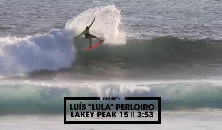 27631Luís Perloiro | Lakey Peak 15 || 3:53