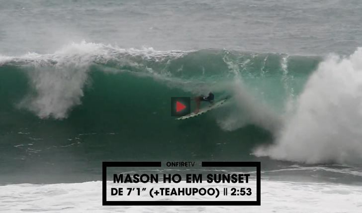 27590Mason Ho de 7'1″ em Sunset    2:53