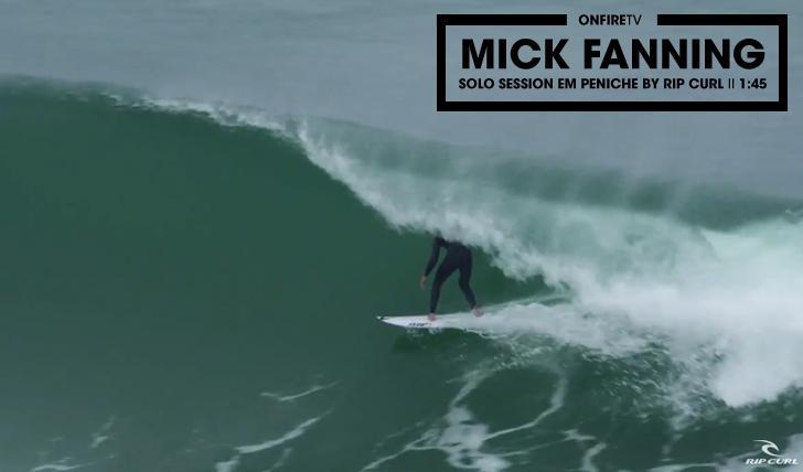 28263Mick Fanning | Solo Session em Peniche || 1:45
