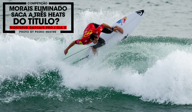 27685Frederico Morais eliminado | Tiago Pires nas fases finais | Montepio Cascais Pro | Dia 2