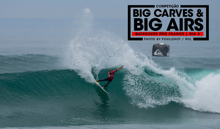 27729Big carves & big airs no dia 6 do Quiksilver Pro France