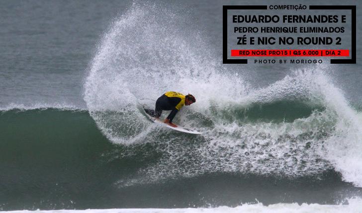 28048Henrique e Eduardo eliminados no Red Nose Pro15 | Dia 2