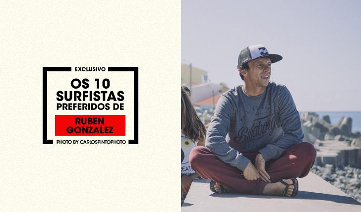 27546Top10 | Os 10 surfistas preferidos de… Ruben Gonzalez