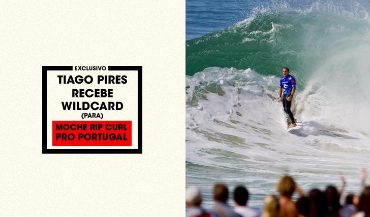 27783Tiago Pires recebe wildcard para MOCHE Rip Curl Pro Portugal