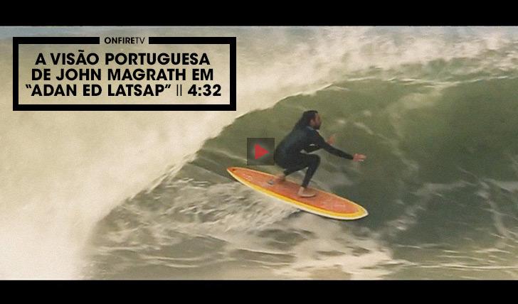 """28791A Visão Portuguesa de John Magrath em """"Adan ed Letsap"""" II 4:32"""