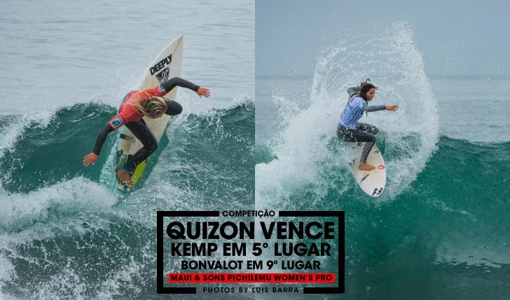 28496Kemp e Bonvalot em 5º e 9º no QS do Chile
