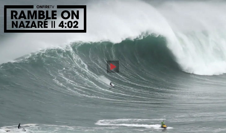 28455Ramble on Nazaré   Um domingo de ondas grandes    4:02