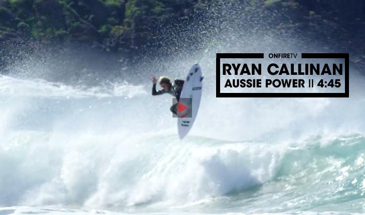 28667Ryan Callinan | Aussie Power || 4:45