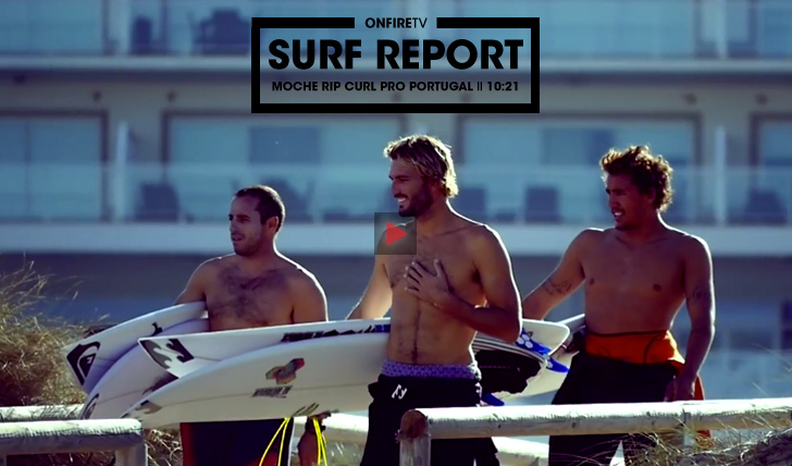 """28764O """"best of"""" do MOCHE Rip Curl Pro Portugal 
