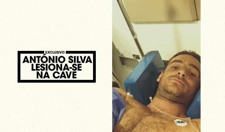28609António Silva lesiona-se na Cave