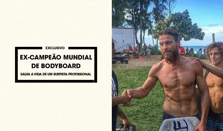 28963Ex-campeão mundial de bodyboard salva surfista profissional