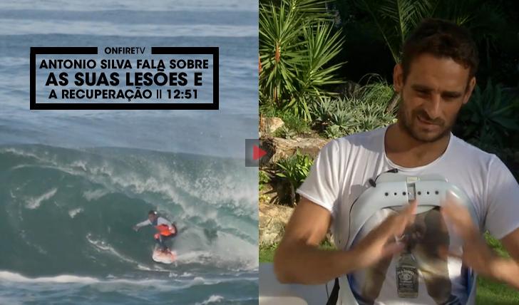 29471António Silva fala sobre lesões e recuperação || 9:02