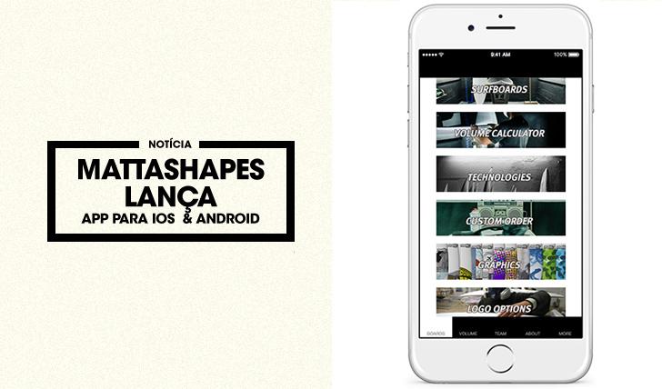 29663MattaShapes lança App