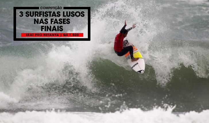 295703 surfistas lusos nas fases finais do Seat Pro Netanya