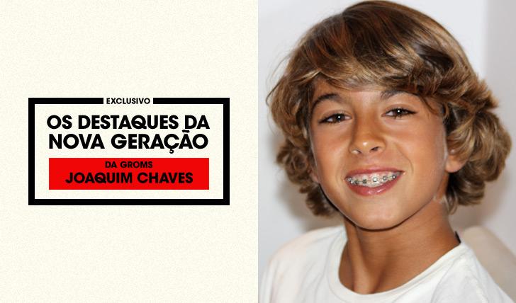 29828Da Groms   Os Destaques da Nova Geração   Joaquim Chaves