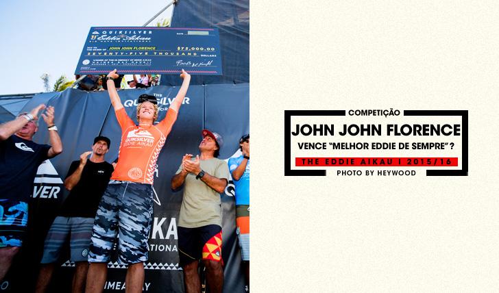 "30103John John vence ""melhor Eddie (Aikau) de sempre""?"