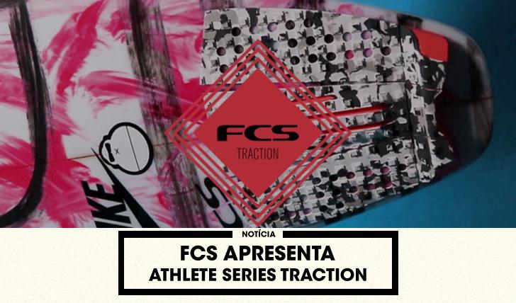 30475FCS apresenta Athlete Series Traction